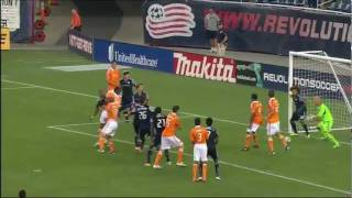 Houston Dynamo vs. New England Revolution - 17/08/11 - [WEEK 23 - Highlights - 480p]