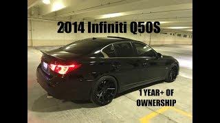 My Experience with my 2014 Infiniti Q50S AWD