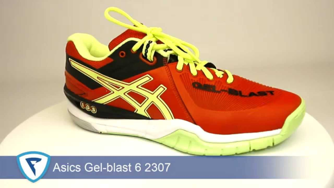 4ffe9d76 Asics GEL-BLAST 6 2307 - YouTube