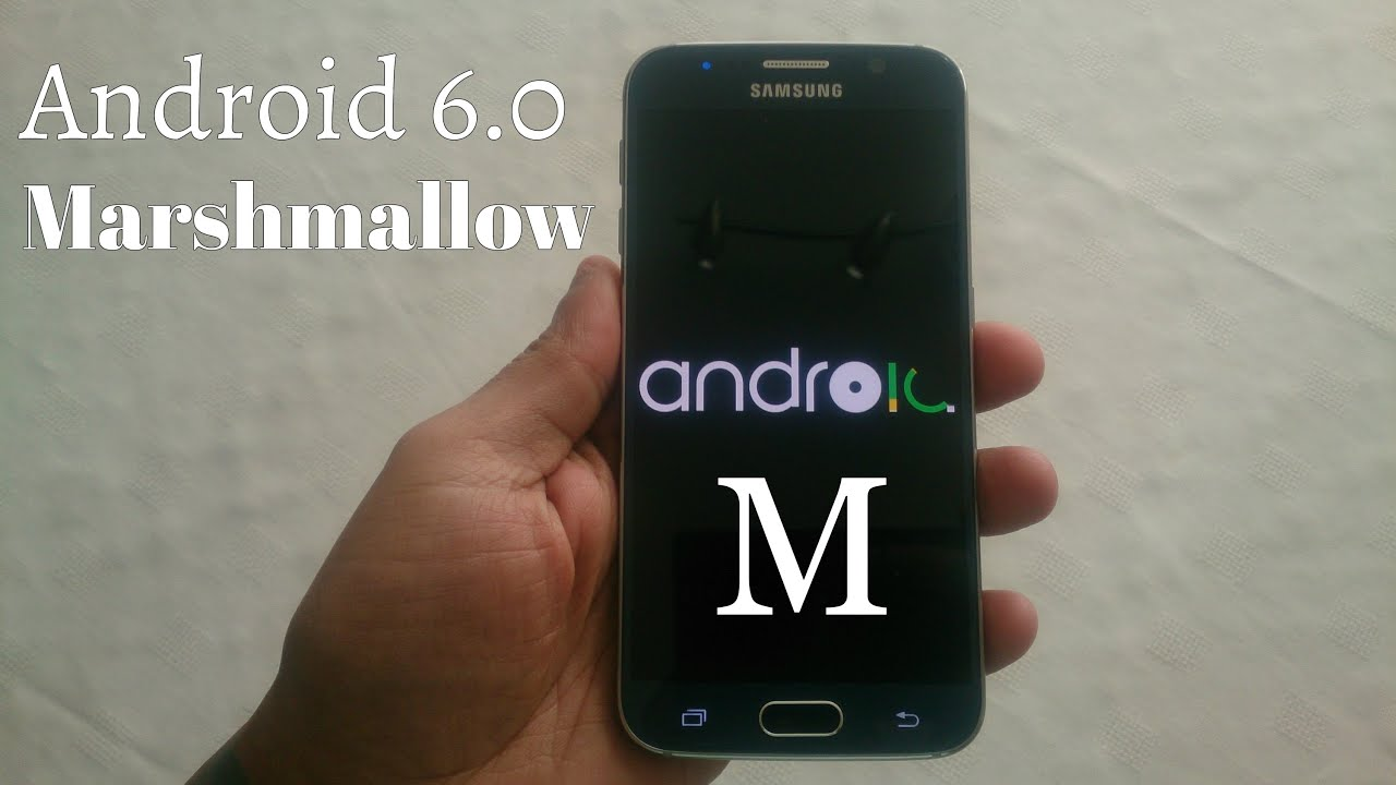 Samsung-GalaxyS6-receiving-android-marshmallow