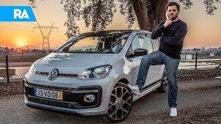 Volkswagen up! GTI. O teste COMPLETO!