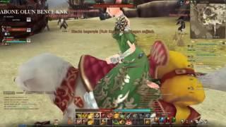 Echo Of Soul 40 level okçu görevi ve oynanış videosu