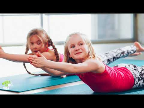 Børneyoga - Bevæg dig for livet - Fitness