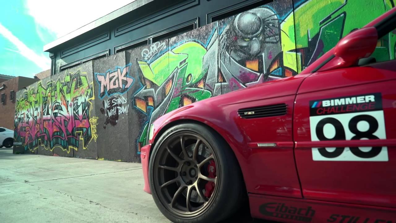 Bmw E46 M3 Track Car Youtube