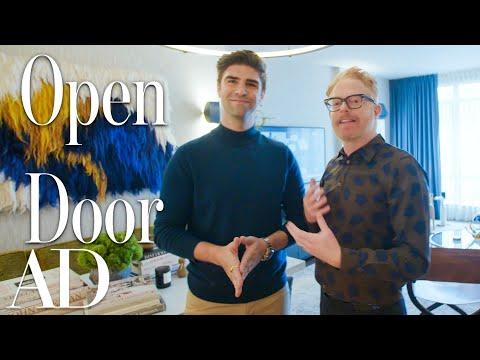 Inside Jesse Tyler Ferguson's Elegant NYC Apartment   Open Door   Architectural Digest