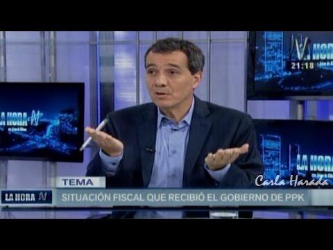 Exministro de Economía Alonso Segura defiende su gestión durante el gobierno de Ollanta Humala