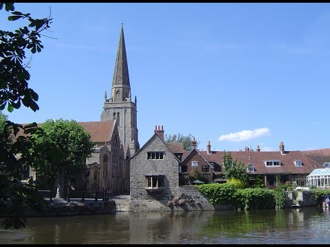 Places to see in ( Abingdon - UK )
