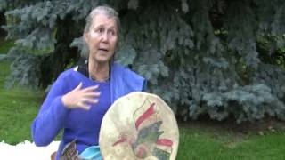 Calling in from Elders to Young Ones - Grandmother Kaariina