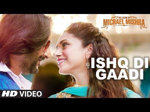 ISHQ DI GAADI Video Song | The Legend of Michael Mishra | Arshad Warsi, Aditi Rao Hydari | T-Series