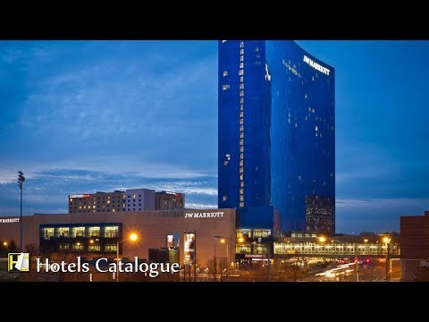 JW Marriott Indianapolis - Hotel Tour - Luxury Hotels & Resorts