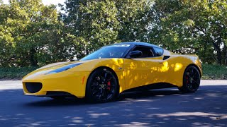 2014 Lotus Evora S (Manual): Start Up, Exhaust, Test Drive and Review