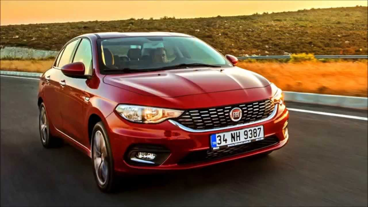 fiat egea test sürüşü - youtube