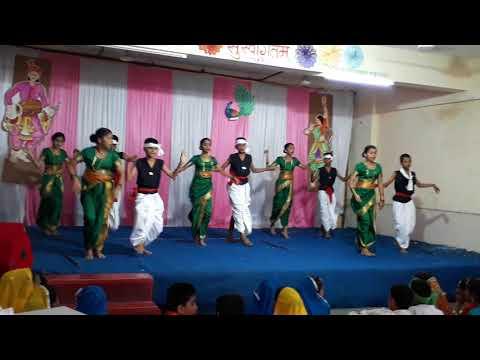 Ami thakar thaker ya ranachi pakhare dance
