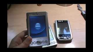 Dell Axim PDA Collection