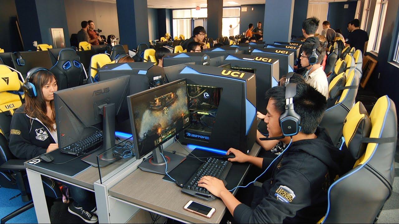UCI eSports (2 min) - UC Irvine