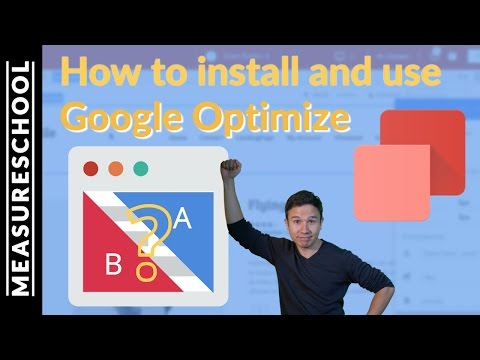 Google Optimize Tutorial 2017