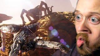 THE SCARIEST CREATURES STALK ME!! | Osiris New Dawn Gameplay #2