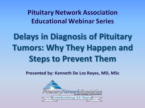 Delays in Diagnosis of Pituitary Tumors Why They Happen and Steps to Prevent Them