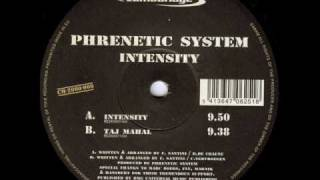 Phrenetic System - Intensity