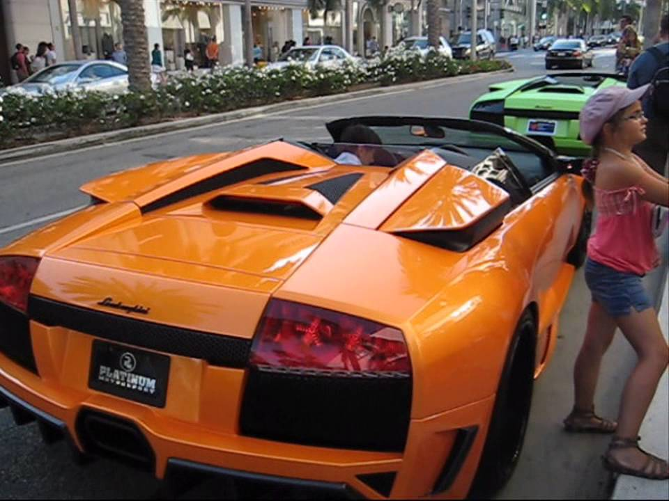 Premier4509 Lamborghini Murcielago Lp640 Roadster Youtube