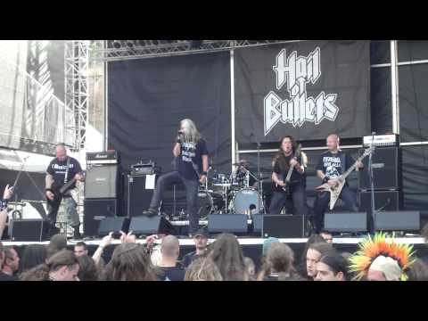 Hail Of Bullets - Advancing Once More (live at Brutal Assault 2011) [HD]