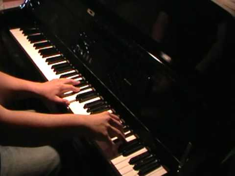 Brave Song - Angel beats! ED [piano]