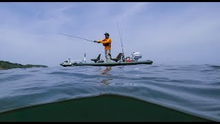 The Fisherman Magazine Product Review: Sea Eagle - FishSkiff™ 16 Inflatable Fishing Boat