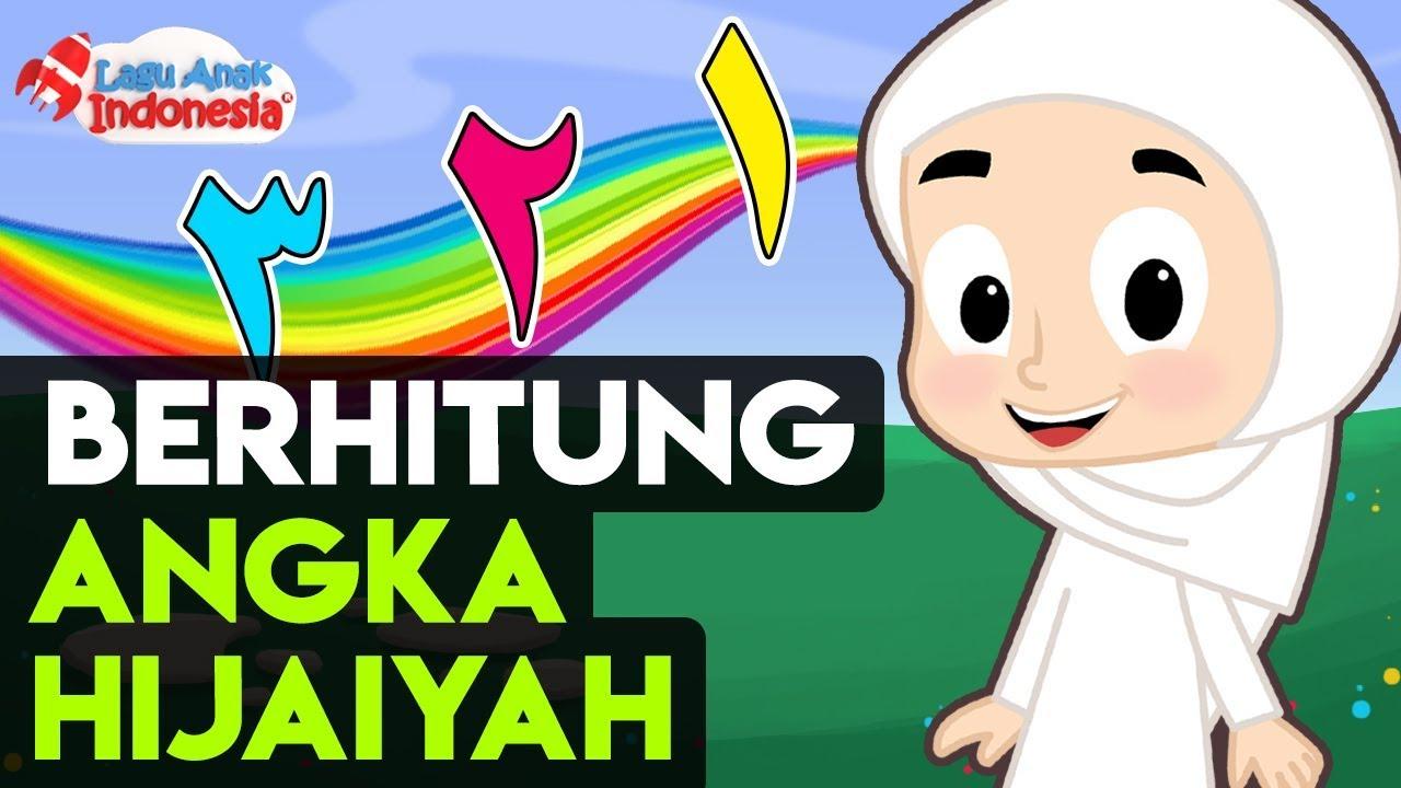Lagu Anak Islami Berhitung Angka Arab Lagu Anak Indonesia