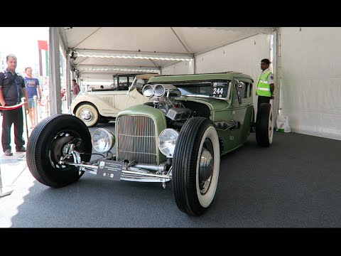 8th Emirates Festival of Classic Cars