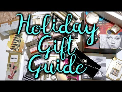 Holiday 2017 Gift Guide | Haul