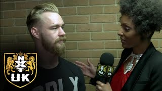 Tyler Bate looks to knock Kassius Ohno down a peg next week: WWE Exclusive, Nov. 7, 2019