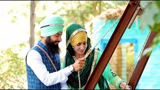 Harjeet Weds Prabhjot || Royal Sikh Wedding || Wedding Song|| Pre Wedding|| 2018