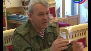 Премьер РД встретился с 1-м замом командующего Северокавказским округом войск Нацгвардии