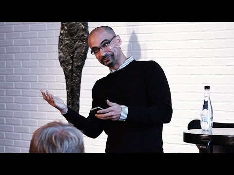 Junot Díaz: Second-Person is Unbearable