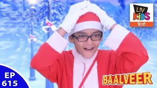 Baal Veer - बालवीर - Episode 615 - Manav Reaches Out To Santa