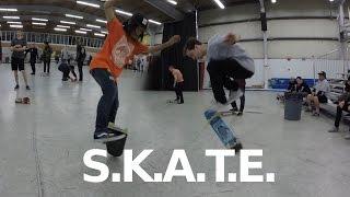 S.K.A.T.E. Isamu Yamamoto vs Mike Osterman