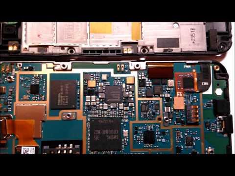 Xiaomi Mi 2S разбор