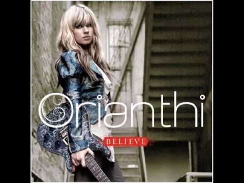 Orianthi: God only knows