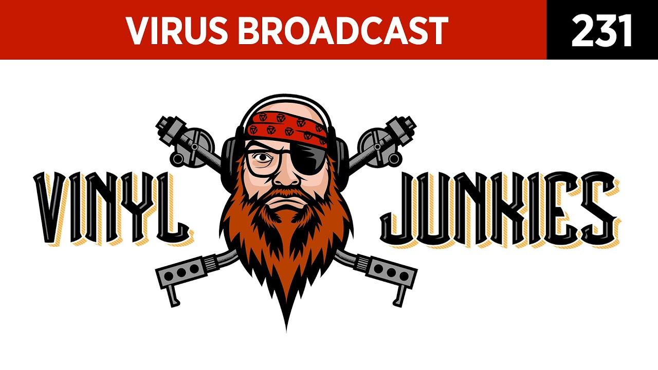 Virus Broadcast 231   VJ Pirate Radio