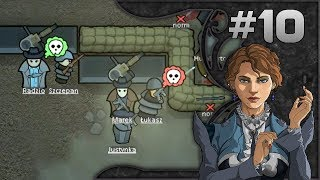 GOTOWI NA KASANDRĘ - Zagrajmy w Rimworld 1.0 #10