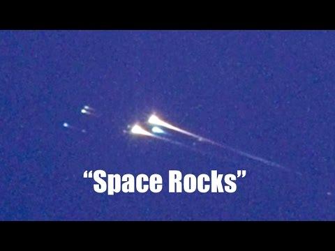 "Earth in Debris Field   NEOs Up   ""Watch for Fireballs ..."