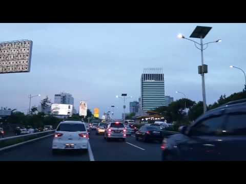 Travelling in Jakarta, Indonesia