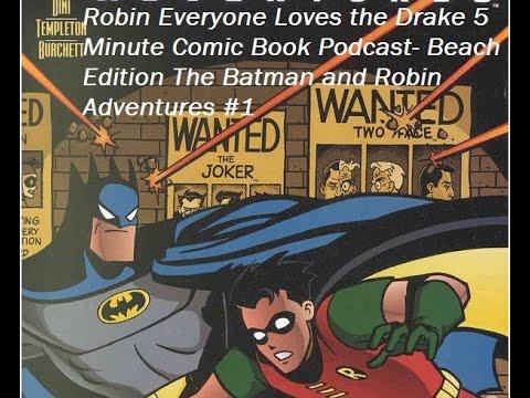Batman and Robin Adventures 1 Comic Book Review