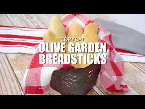 How to make: Copycat Olive Garden Breadsticks