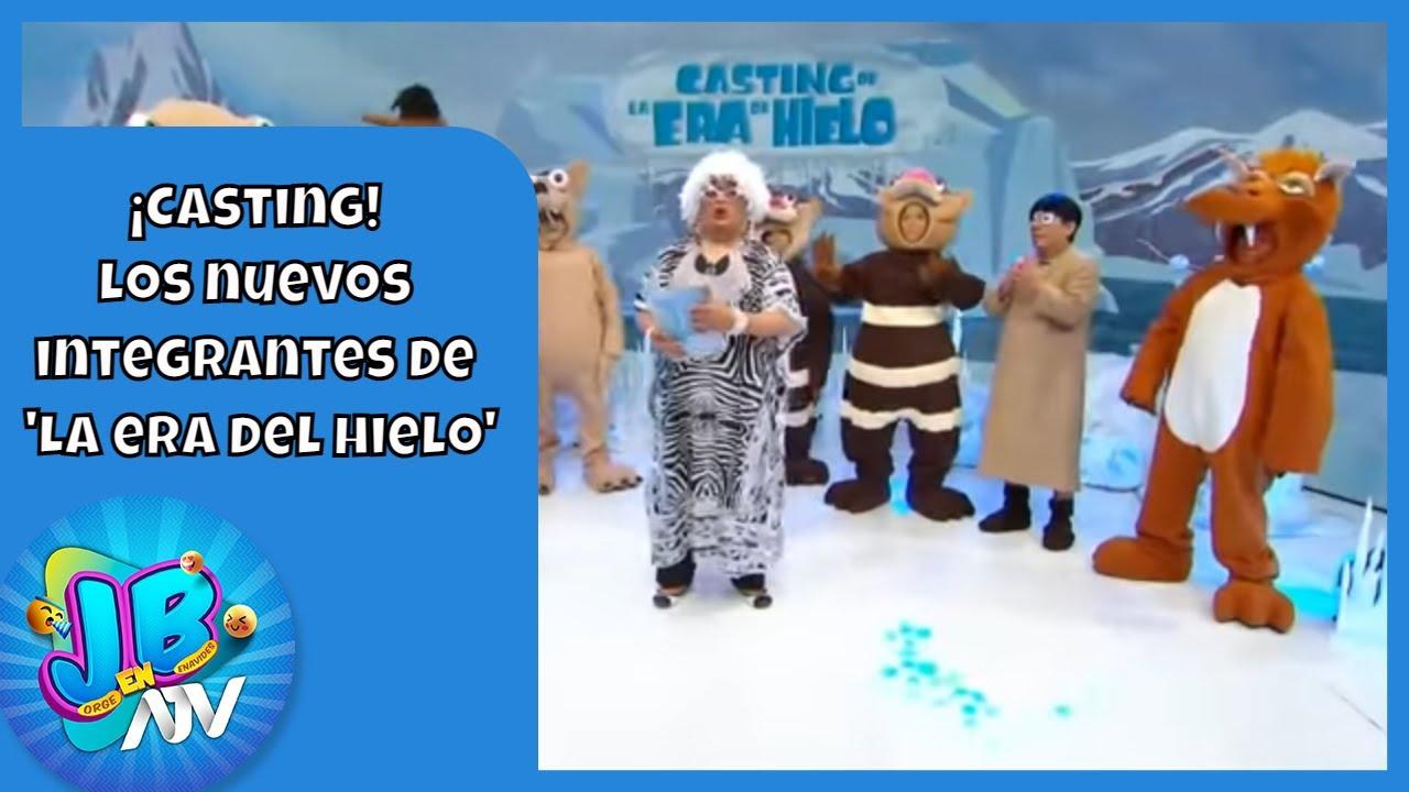 Download ¡Casting! La tía Gloria busca a los nuevos integrantes de 'La era del hielo'