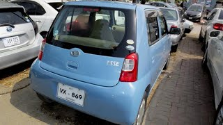 Daihatsu ESSE 2007 | Detailed Review
