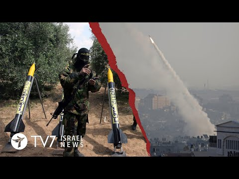 Gaza rocket-fire draws IDF retaliation;Turkey warns Europe with destruction-TV7 Israel News 28.08.20