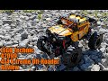 LEGO Technic 42099 4x4 X-treme Off Roader Review