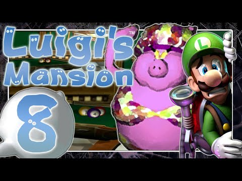 luigis-mansion-part-8:-schreckhafte-begegnung-mit-fräulein-petunia,-oma-adele-&-volker-volltreffer
