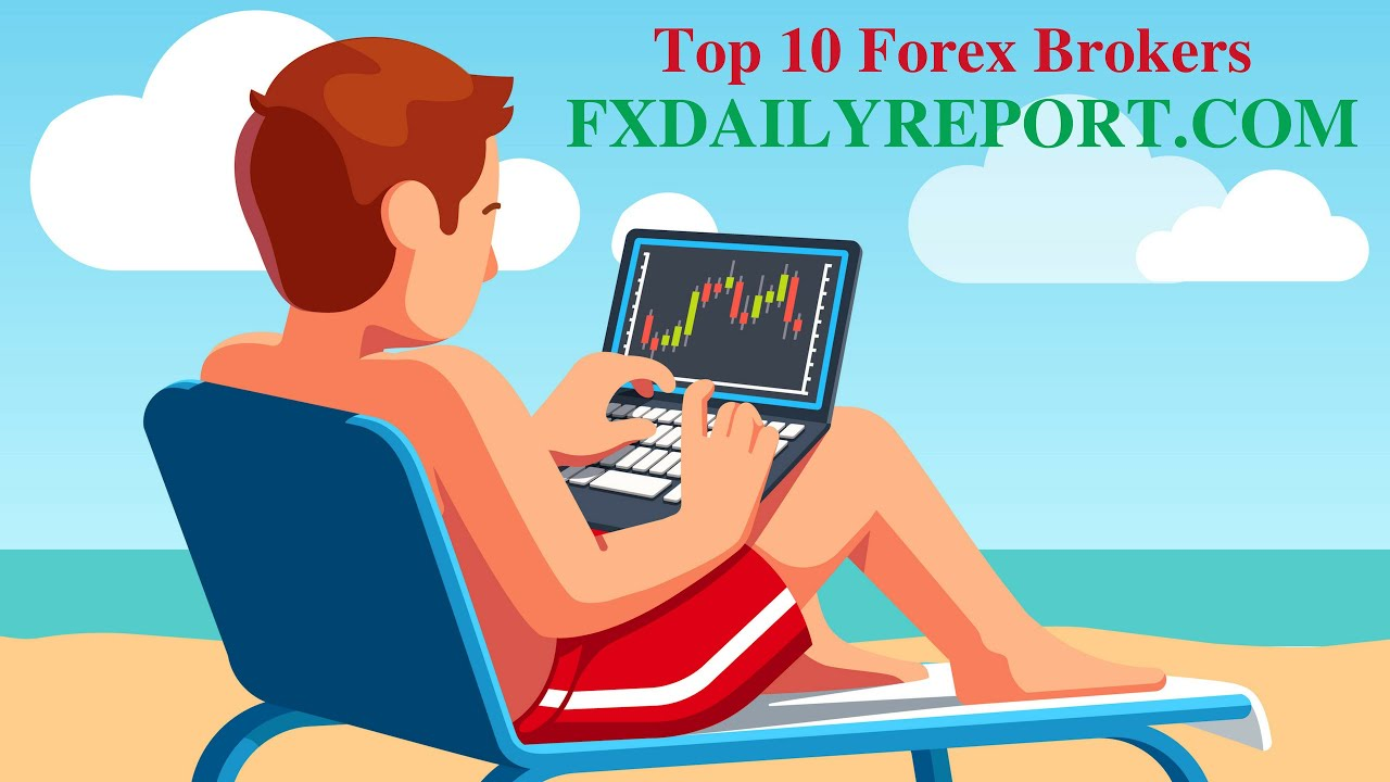 Top 10 Forex Brokers and Trading Platforms by